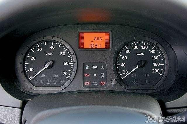 Renault Logan: МОСКОВСКИЙ ХИТ— фото 65925