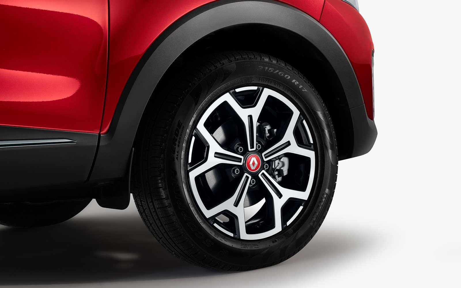 5 причин полюбить Renault Kaptur Play изабыть про другие кроссоверы— фото 918987