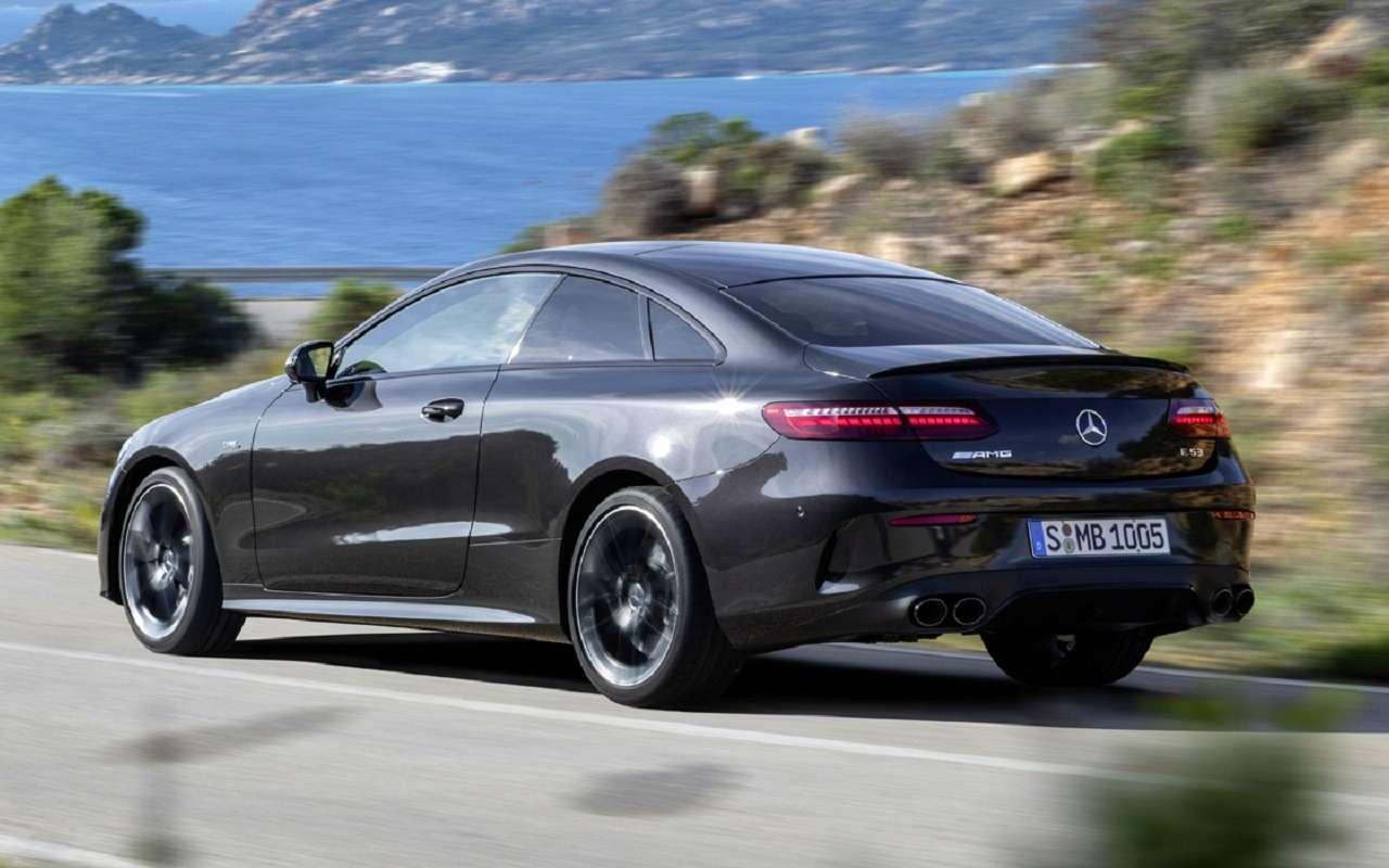 Mercedes-Benz показал обновленные купе икабриолет E-Class— фото 1136775
