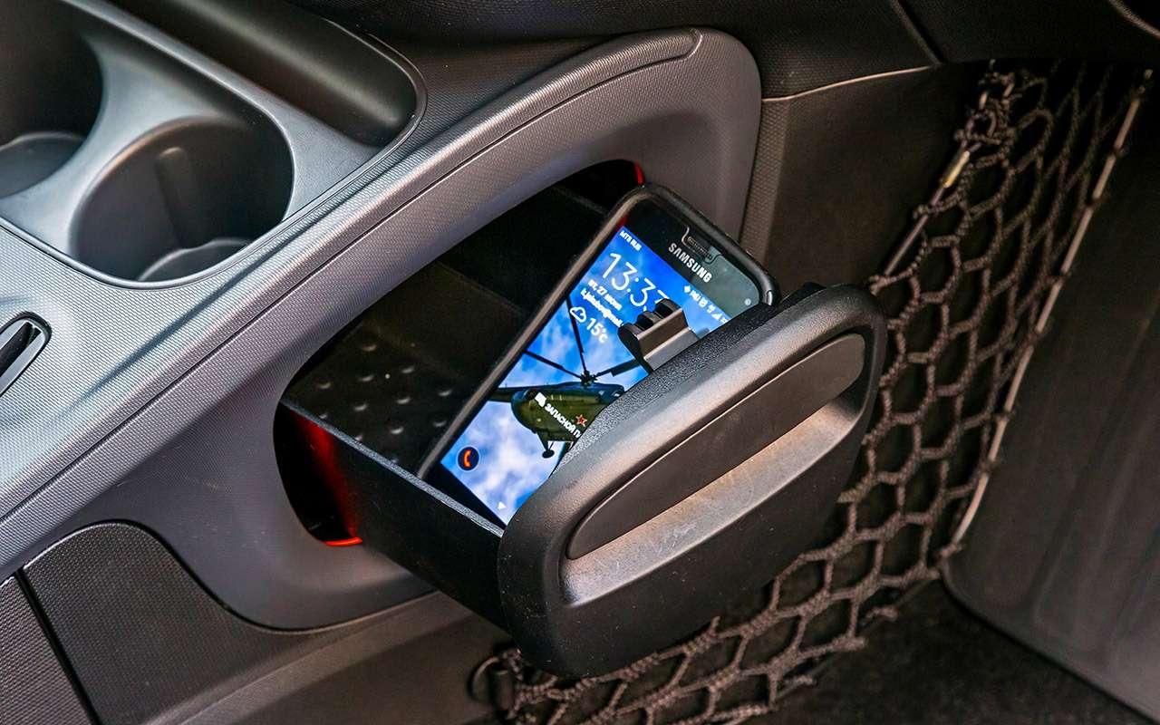 Большой тест маленьких хэтчбеков: Kia Picanto, Datsun mi-DO иSmart ForFour— фото 796021