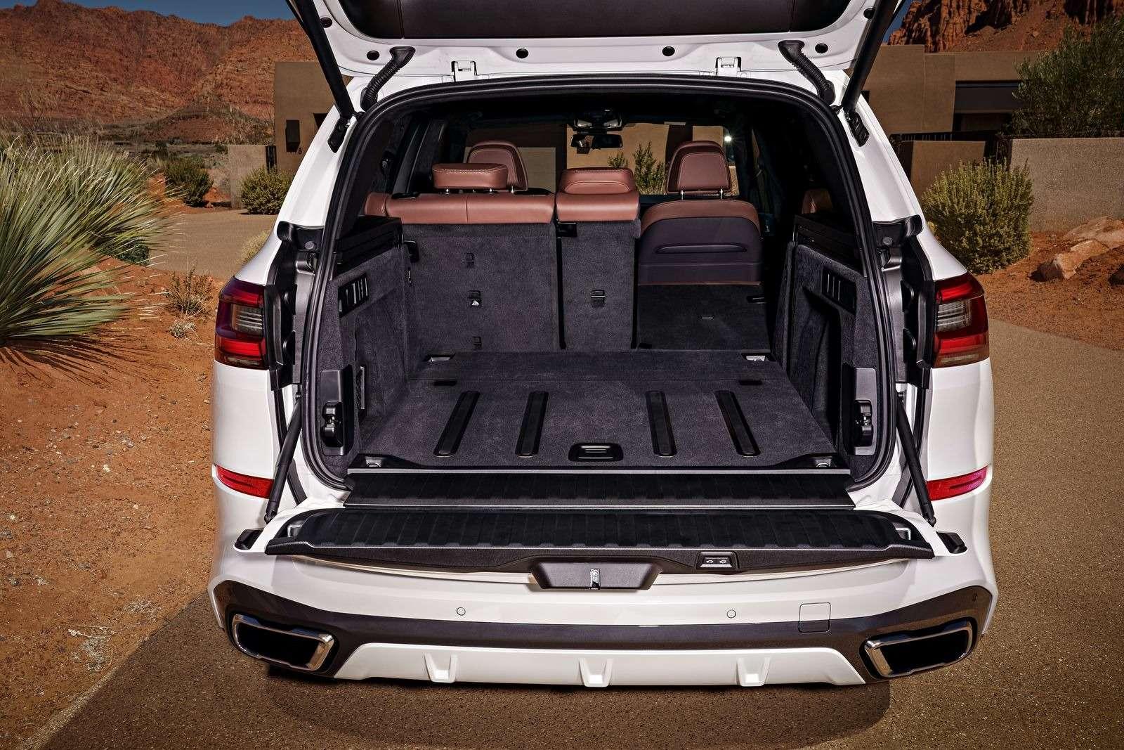 Новый BMW X5: приборная революция!— фото 876650