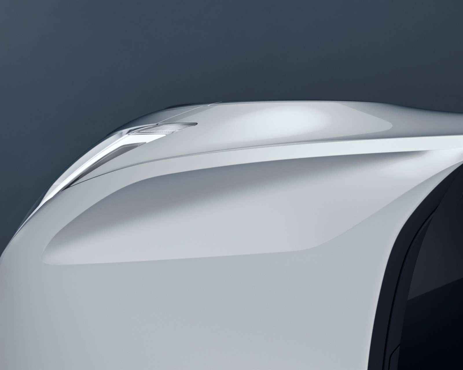 Двараза по40: Volvo анонсировала новое семейство концептуальным дублем— фото 588960