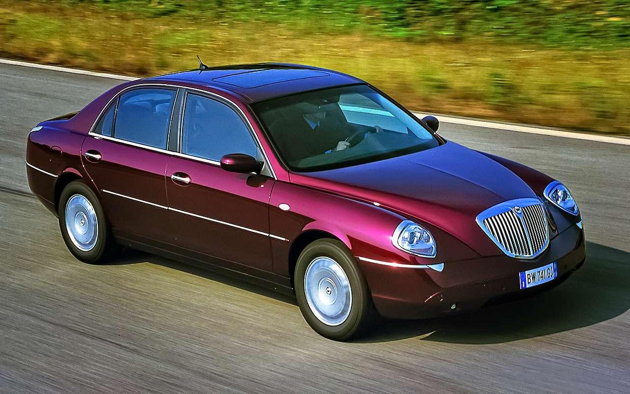 Самые провальные автомобили XXI века— фото 796765