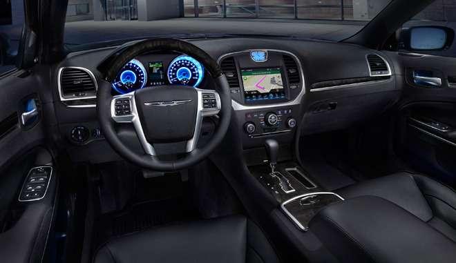 nocopyright Chrysler navigation