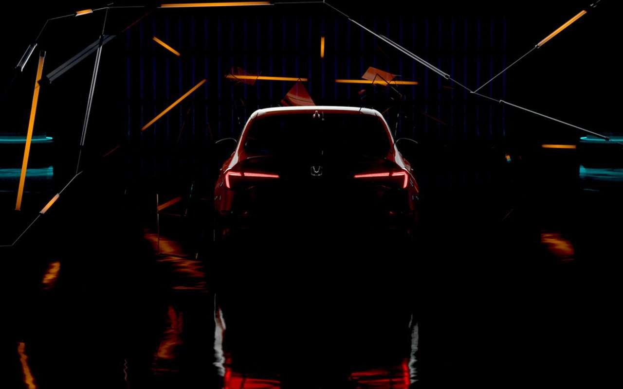 Honda показал кусочки нового Civic— фото 1201215