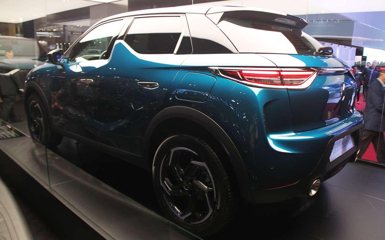 Новый Suzuki Jimny идругие премьеры Парижа 2018— онлайн-трансляция— фото 910376