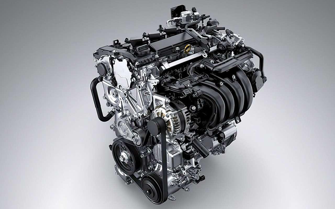 Toyota Camry 2021: все ееизменения— фото 1252879