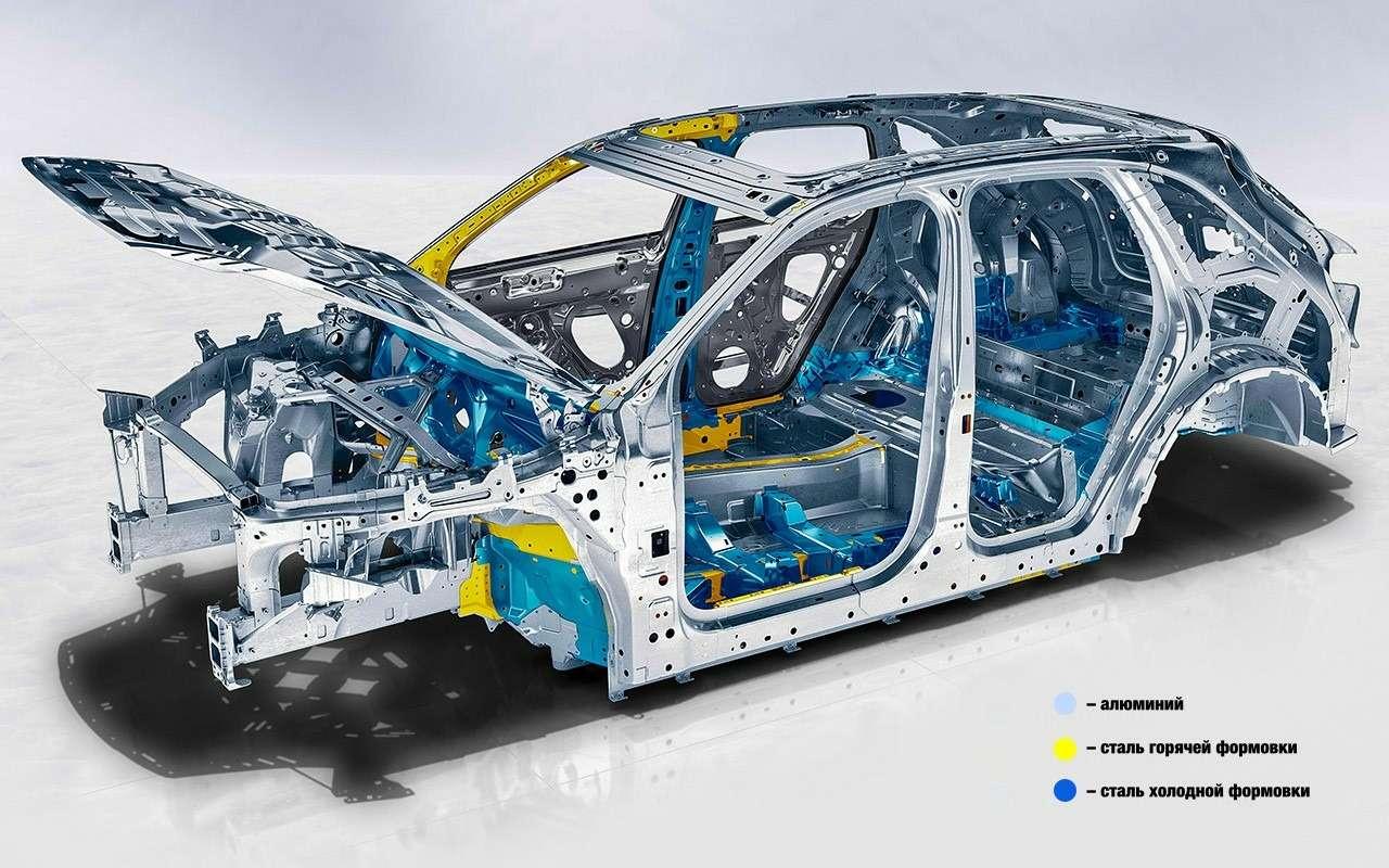 Новый Porsche Cayenne: все самое интересное— внутри— фото 826012