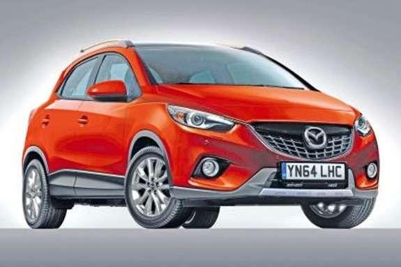 Mazda CX-3 rendering byAuto Express_no_copyright