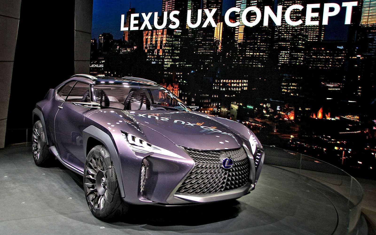 Lexus заменит кроссовером хэтчбек. Его покажут вЖеневе— фото 641819