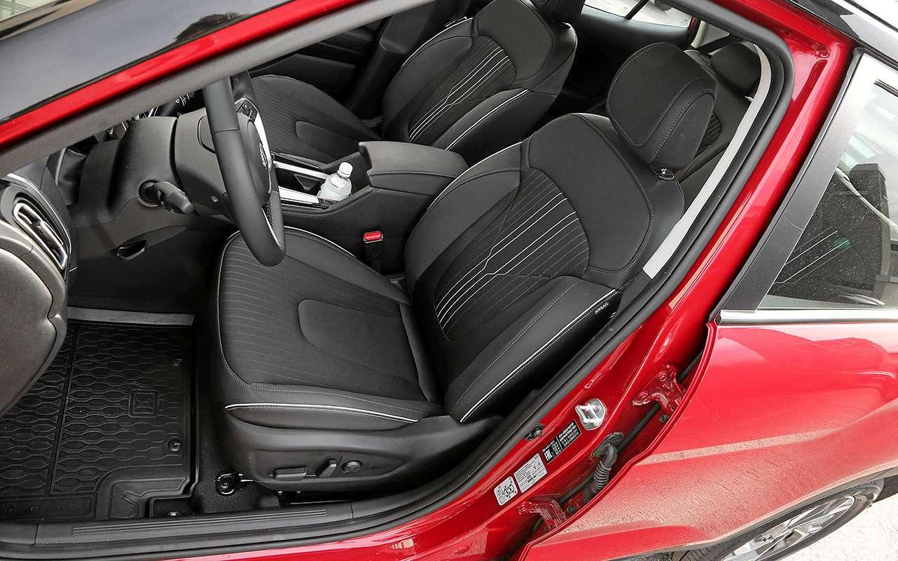 Hyundai Creta-2021: первый тест и интересные подробности - фото 1279212