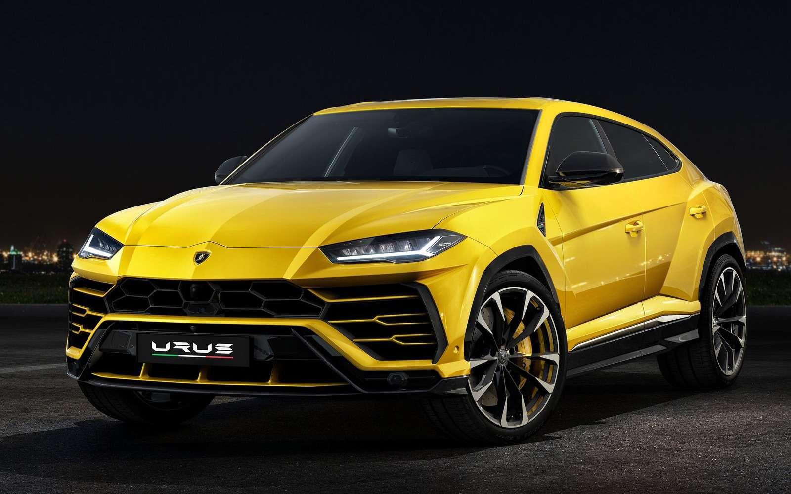 Lamborghini Urus: самый крутой кроссовер вмире— фото 823179