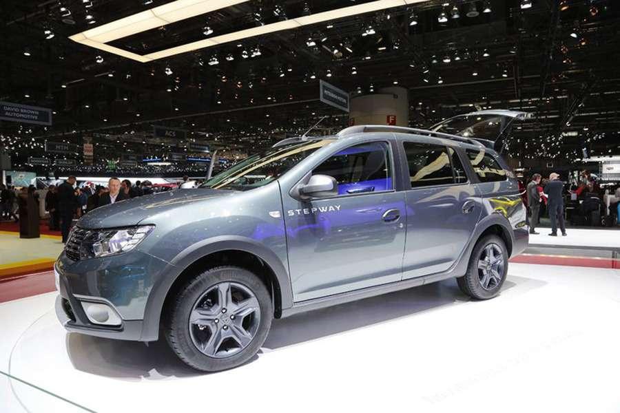 Подняться надЛоганом: Dacia представила вЖеневе кросс-универсал MCV Stepway— фото 717762