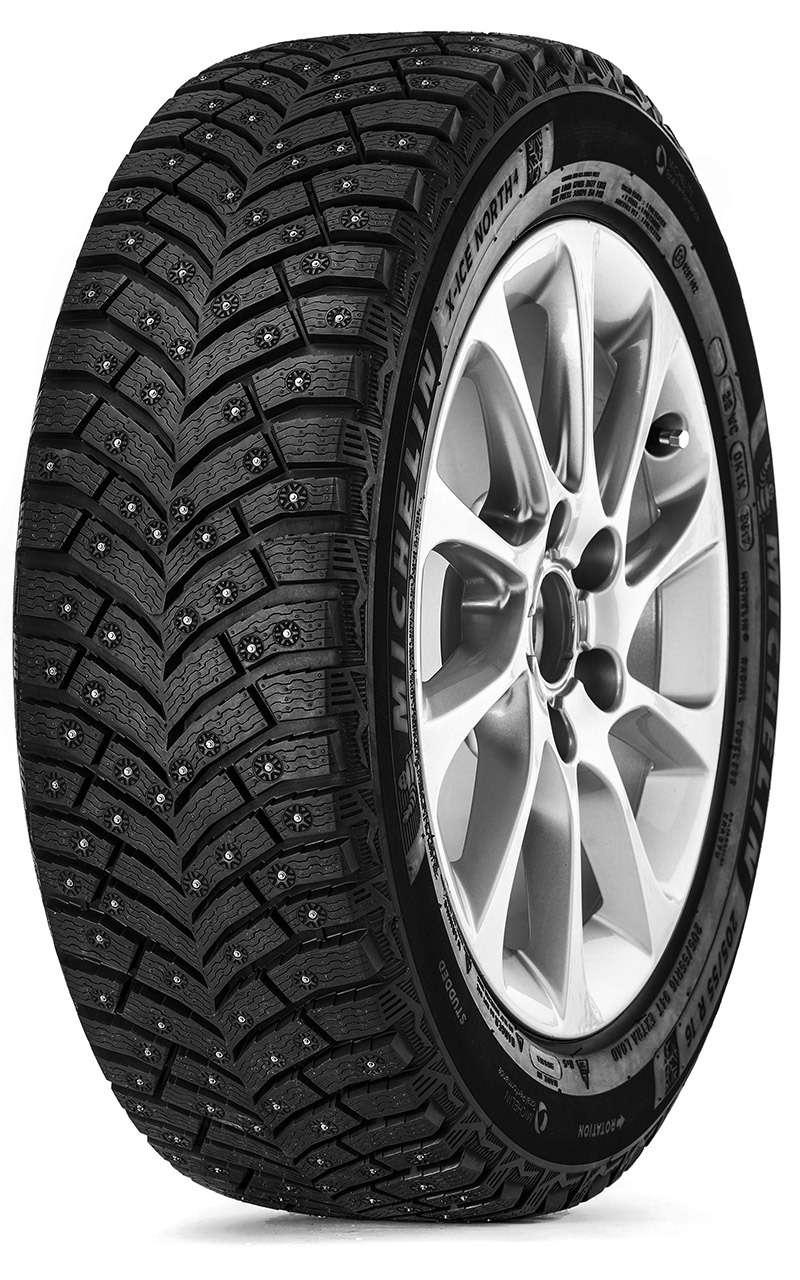 Новые зимние шины Michelin: зачем уних так много шипов