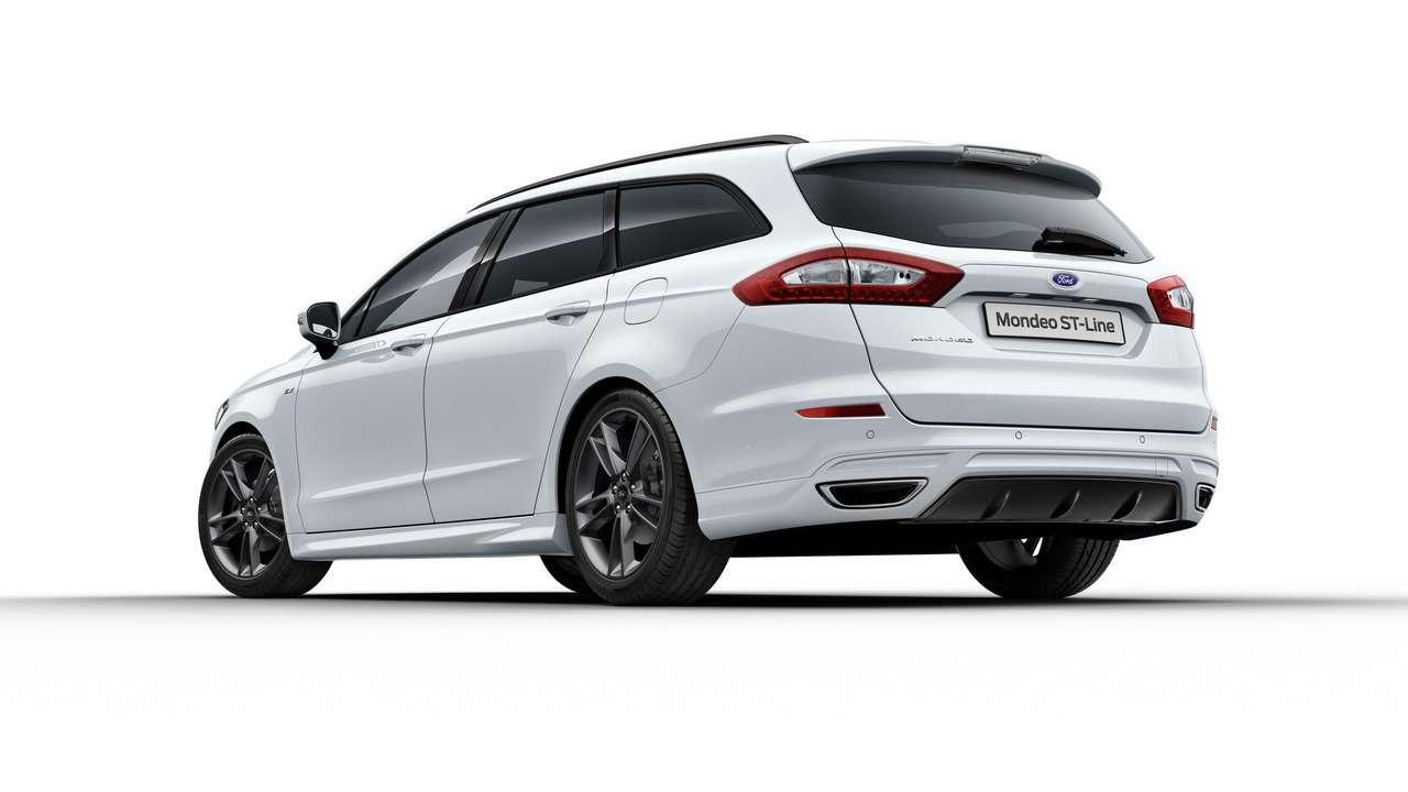Недоспорт или разумная достаточность: Ford представил Mondeo ST-Line— фото 601649