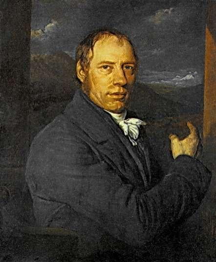 Инженер Ричард Тревитик (13.04.1771— 22.04.1833гг.). Спортрета работы Джона Линнелла