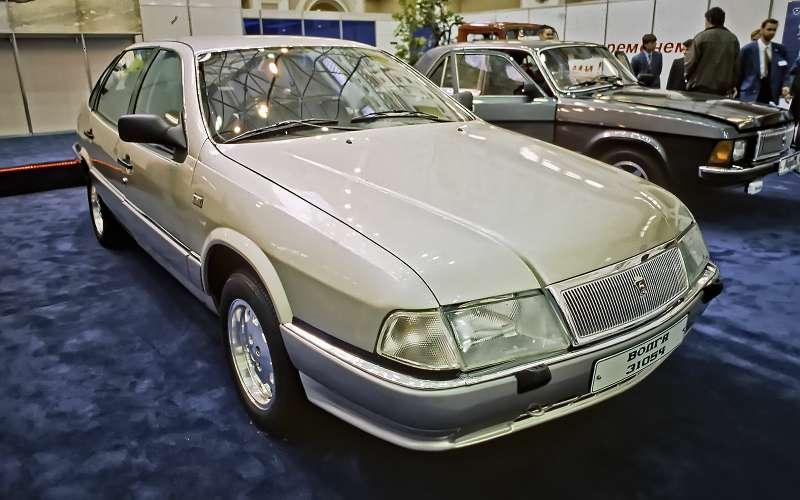 ГАЗ-3105 Волга, 1990г.