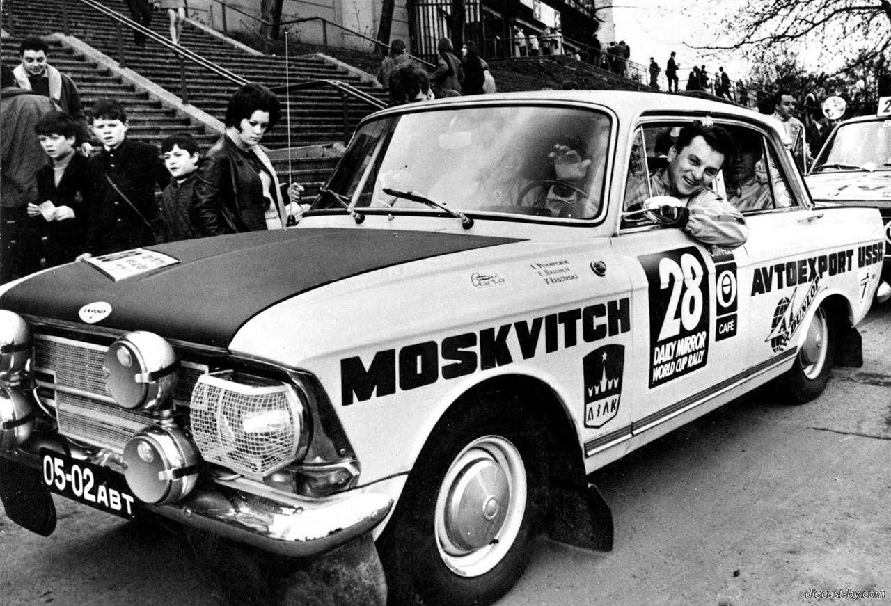 Москвич-412: вот как советские инженеры переделали двигатель BMW— фото 994361