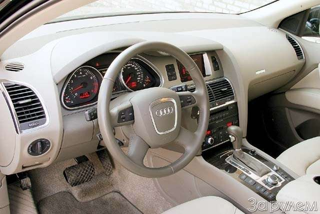 Тест Audi Q7BMW X5. ТЯЖЕЛАЯ АТЛЕТИКА— фото 65174