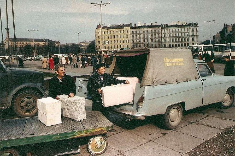 Чертова дюжина самых необычных ГАЗ-21— фото 586963