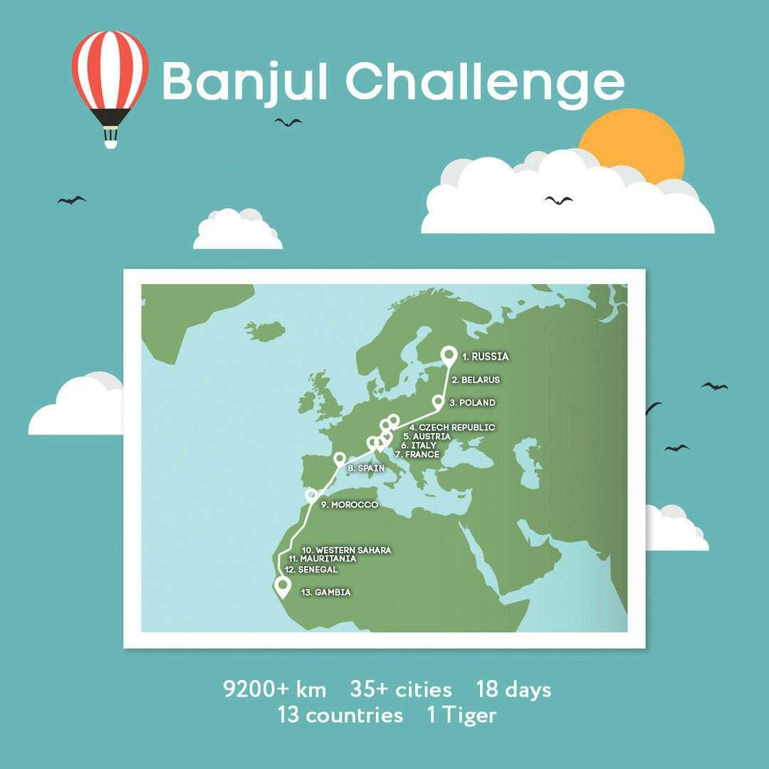 Banjul Challenge