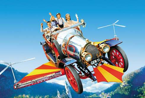 7 chitty chitty bang bang