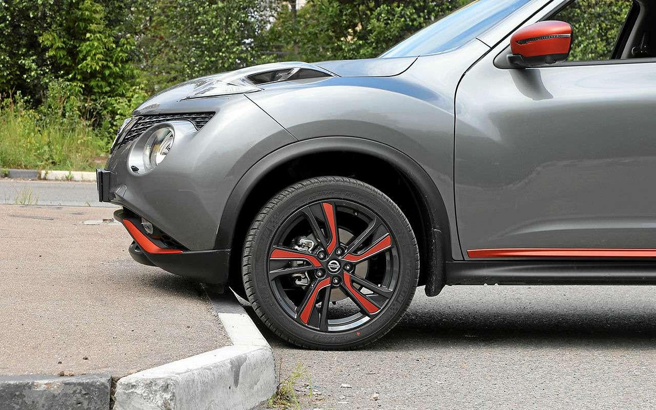 6 плюсов и3минуса обновленного Nissan Juke— фото 908066