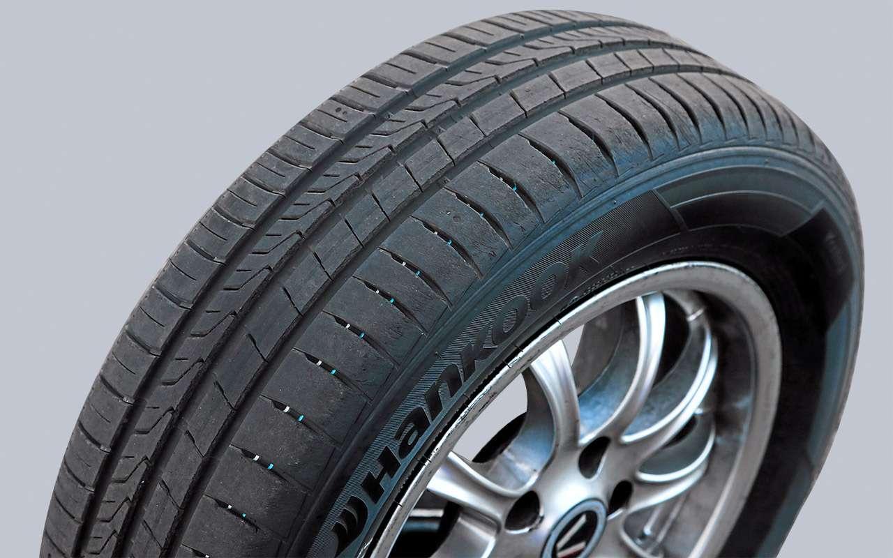 Летние шины 195/65R15— большой тест— фото 858109