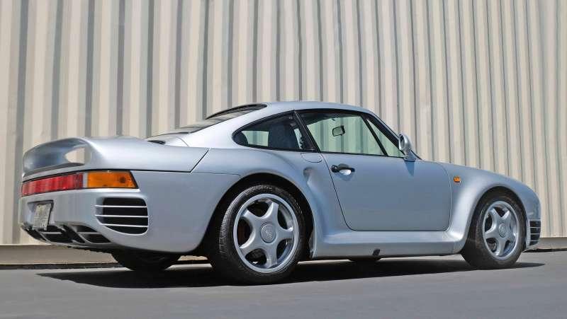 Porsche 959: еще один классик замиллион