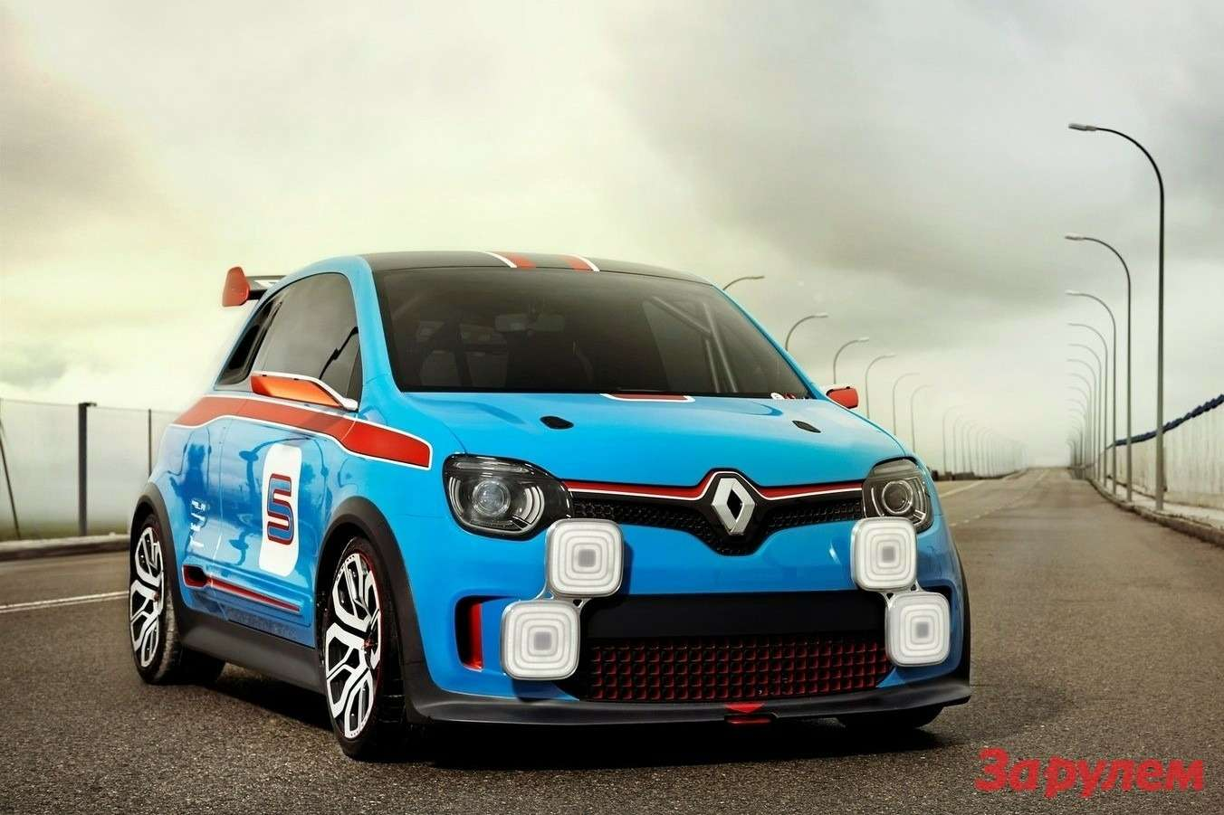 Renault Twin Run Concept 2013 1600x1200 wallpaper 02