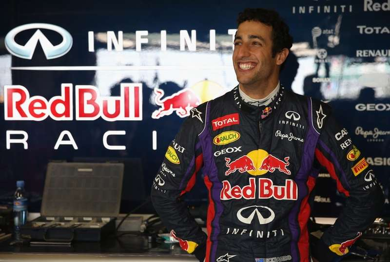 Daniel Ricciardo nocopyright
