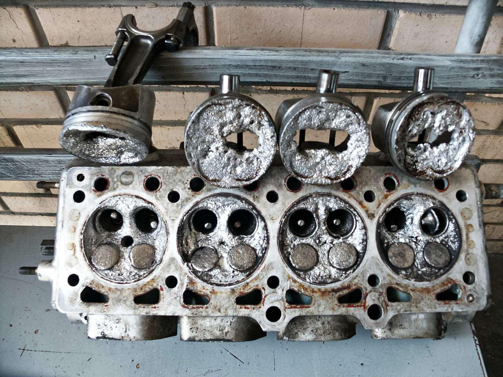 Каквосстанавливают двигатели спомощью сварки— фото 613421