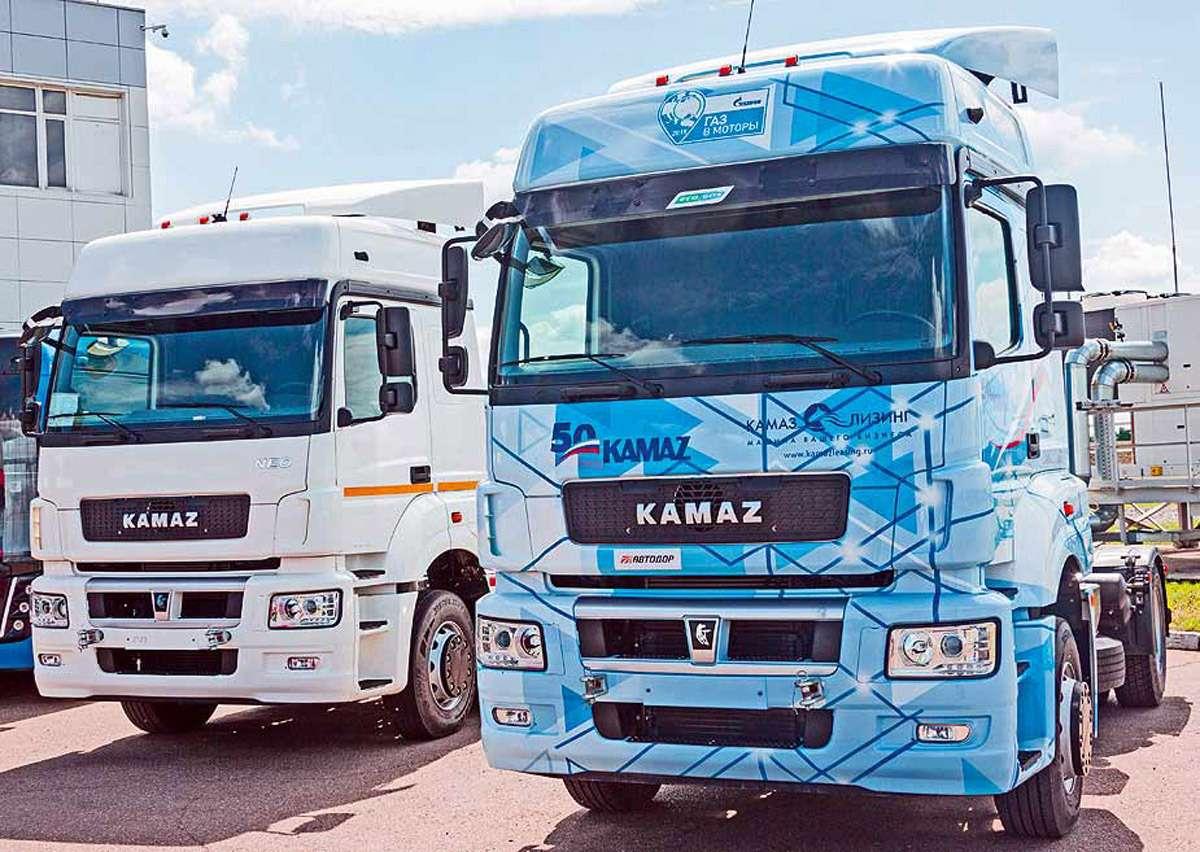 КАМАЗ нового поколения: почти все импортное— фото 1162254