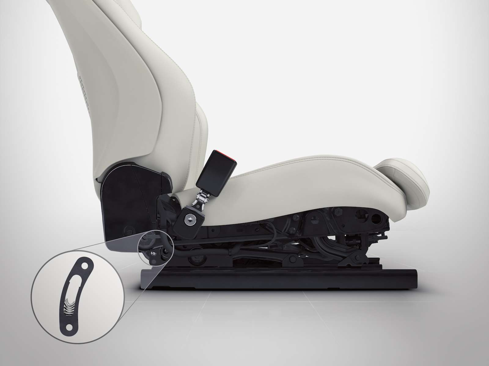 130Energy absorbing functionality inseat