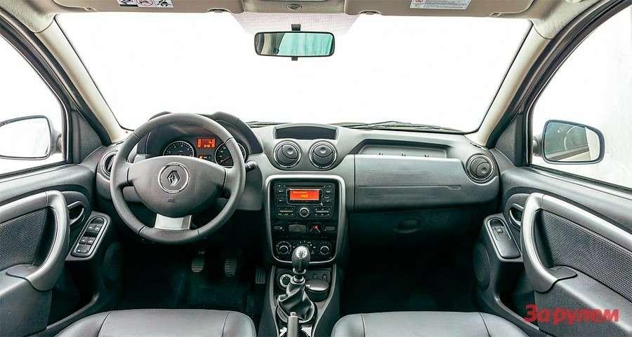 Renault Duster: цена привилегии— фото 258524