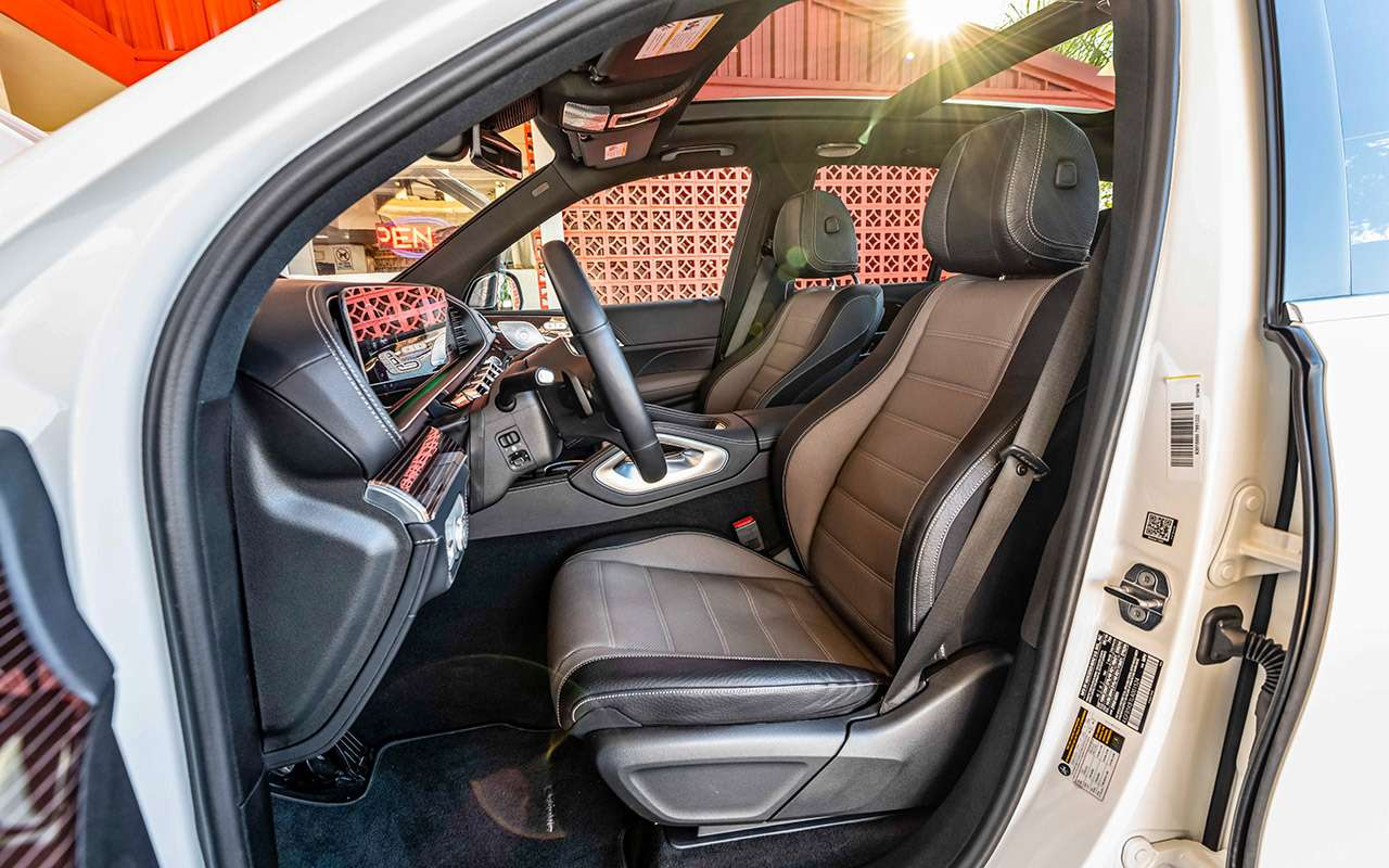 Барон Мюнхгаузен: новый Mercedes-Benz GLE ивсе его фишки— фото 941291