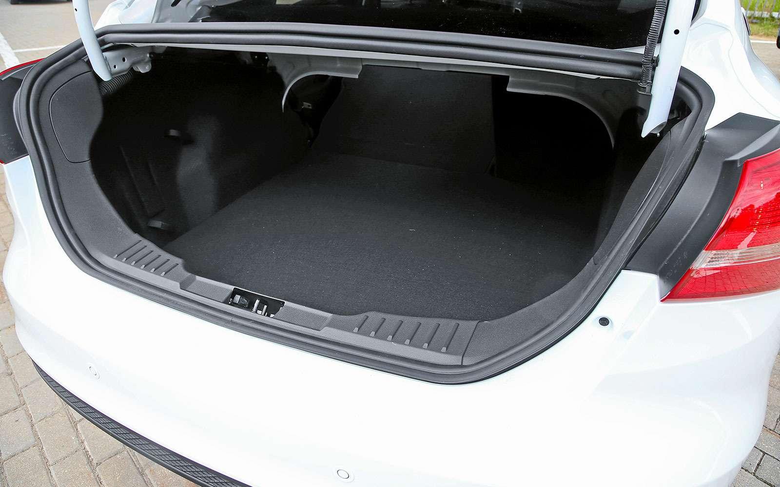 Багажник Ford Focus