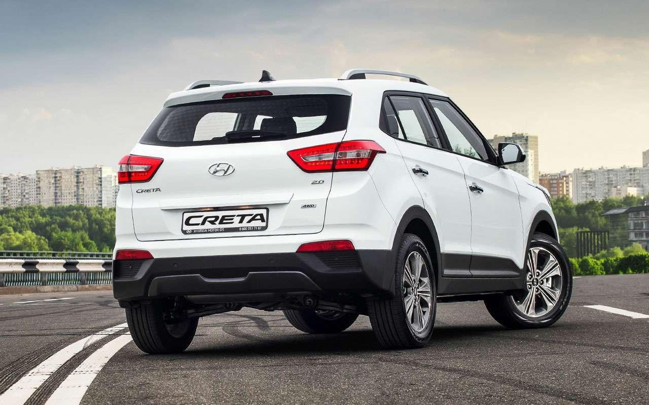 3 причины, почему Kia Seltos интереснее Hyundai Creta— фото 979841