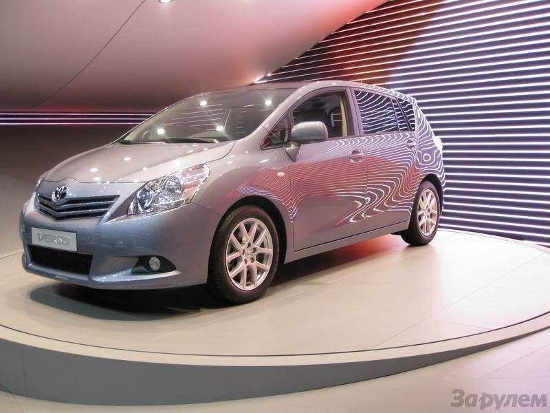 Toyota Prius III: Наголодном пайке— фото 92533