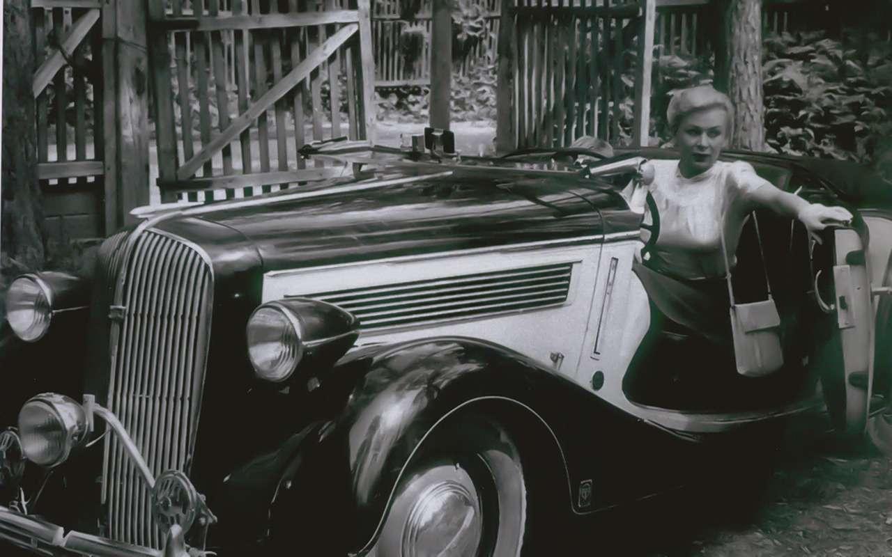 Автомобили советской богемы— как она добывала иномарки— фото 1101118