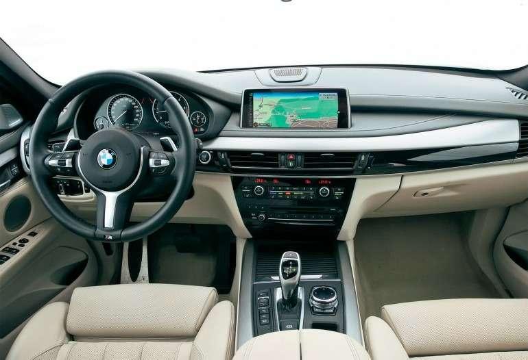 BMW X5_int