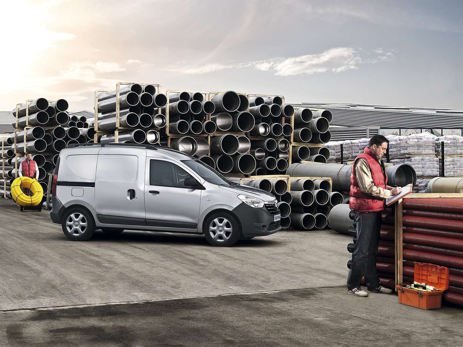 Долгожданный Renault Dokker— цены икомплектации— фото 812068