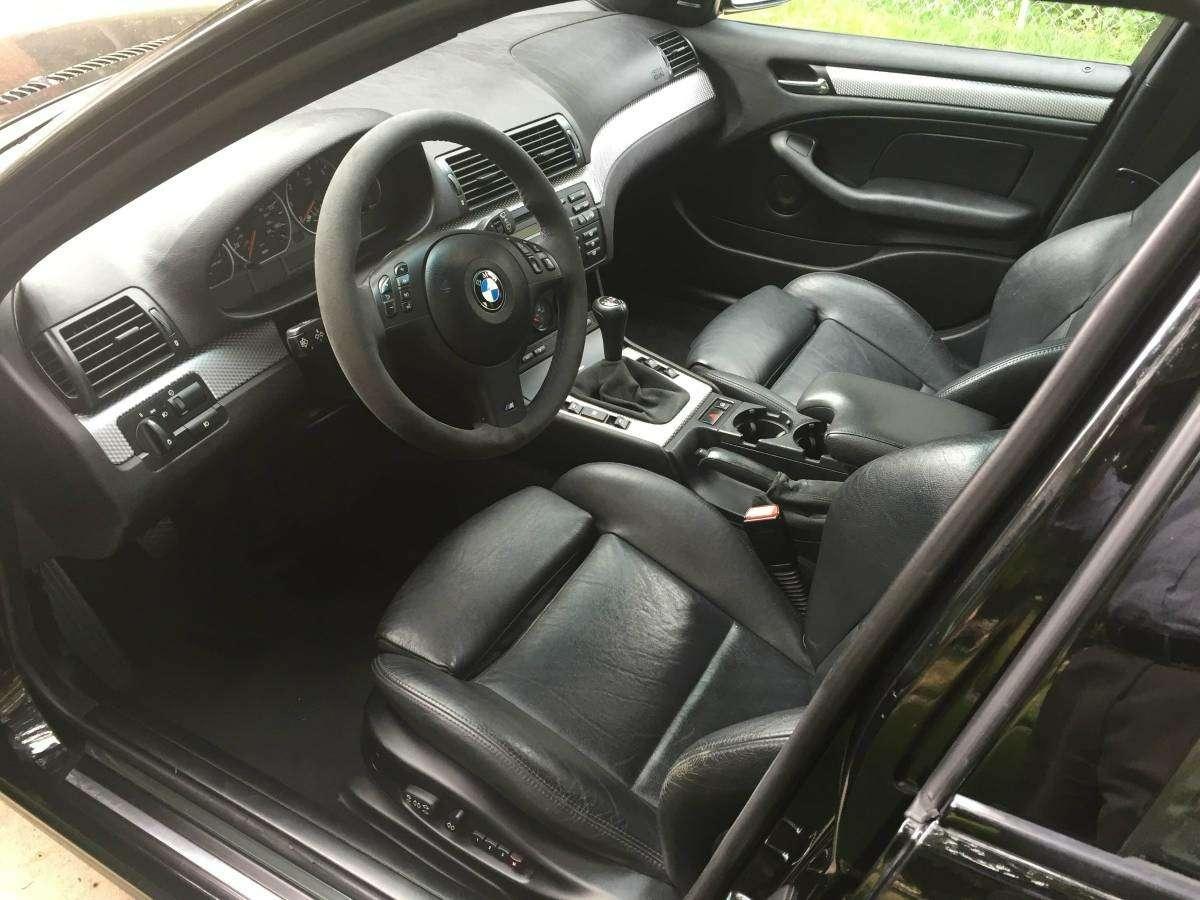 «Трешка» ссюрпризом: старенький BMW чуть нестал… Корветом— фото 637519