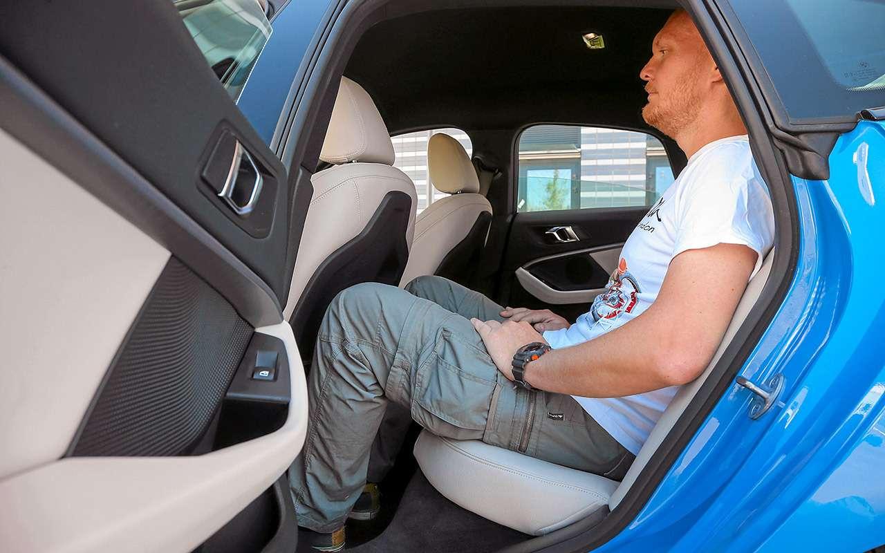 Тест самого доступного BMW— фото 1156092
