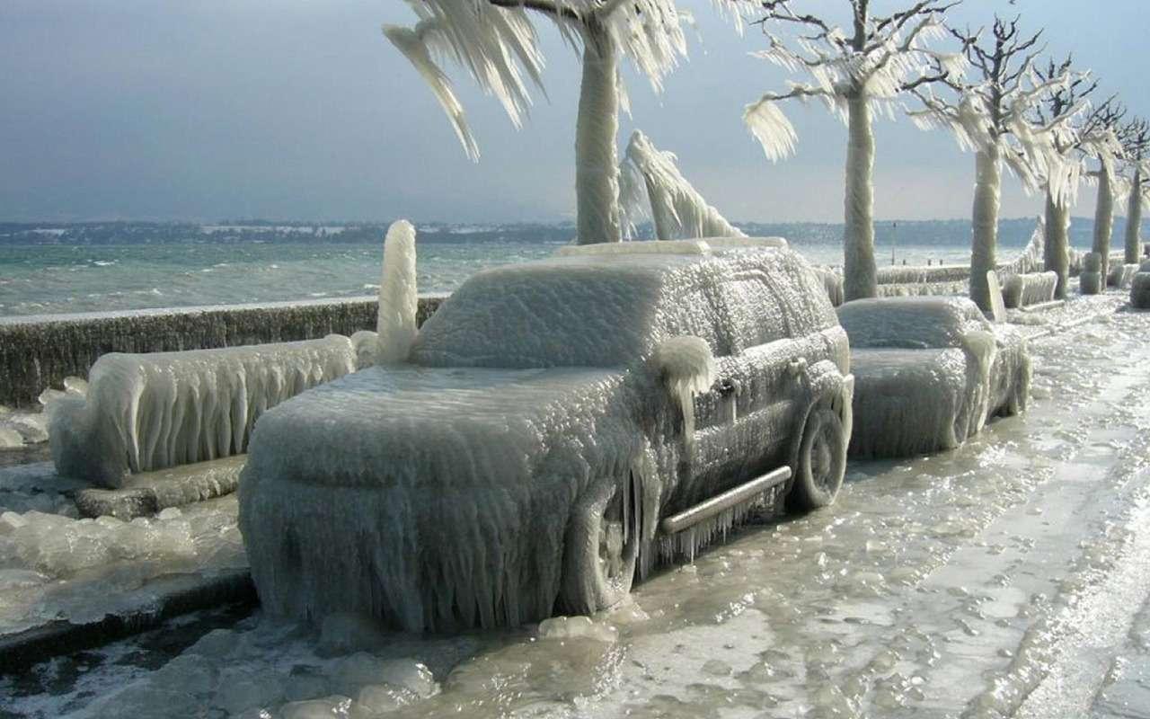 Автомобиль в«тотал»: стихия способна навсе!— фото 829933