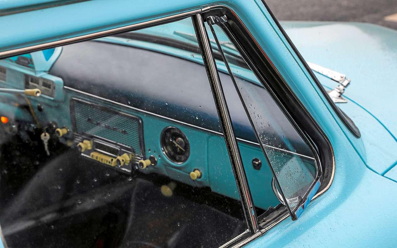 Секретная машина КГБ: ретротест Волги ГАЗ‑23— фото 1231196