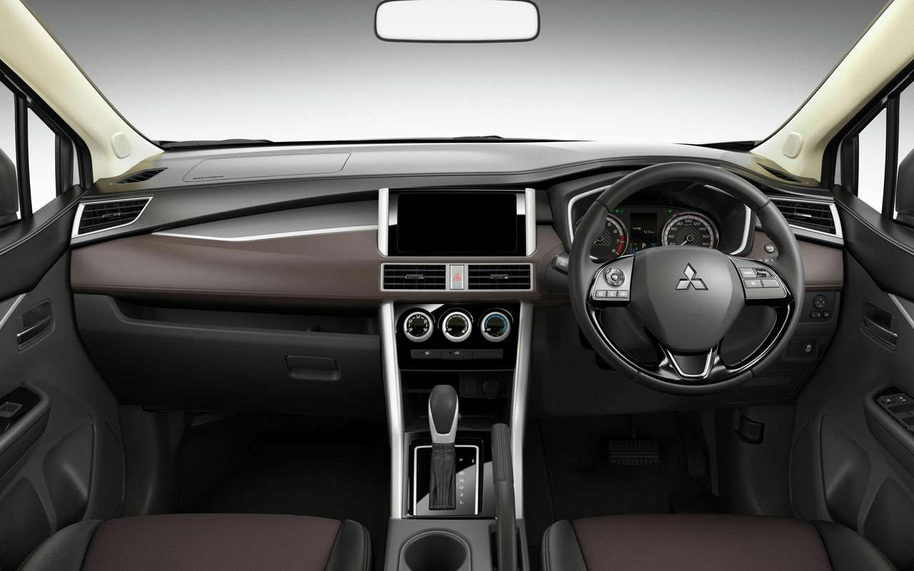 Mitsubishi представила новый кроссовер Xpander Cross — фото 1007983