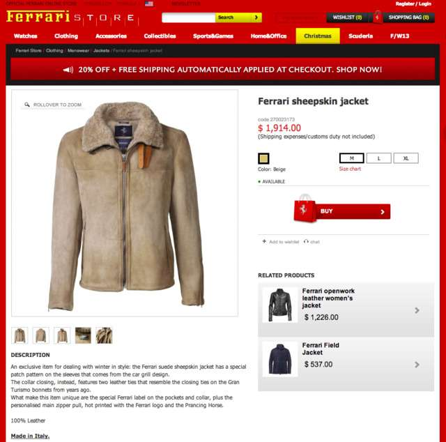 no_copyright_ferrari_jaket