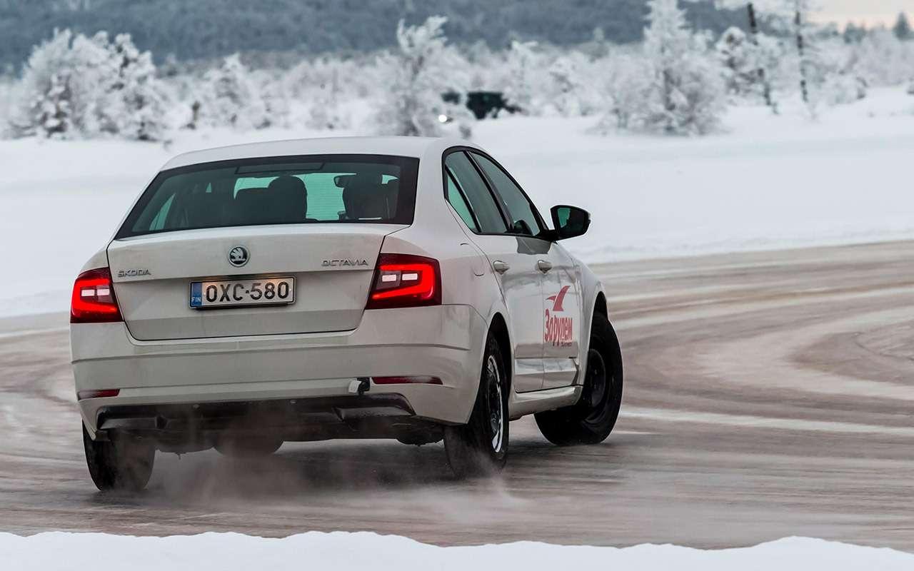 Большой тест зимних шин: выбор «Зарулем»!— фото 995078