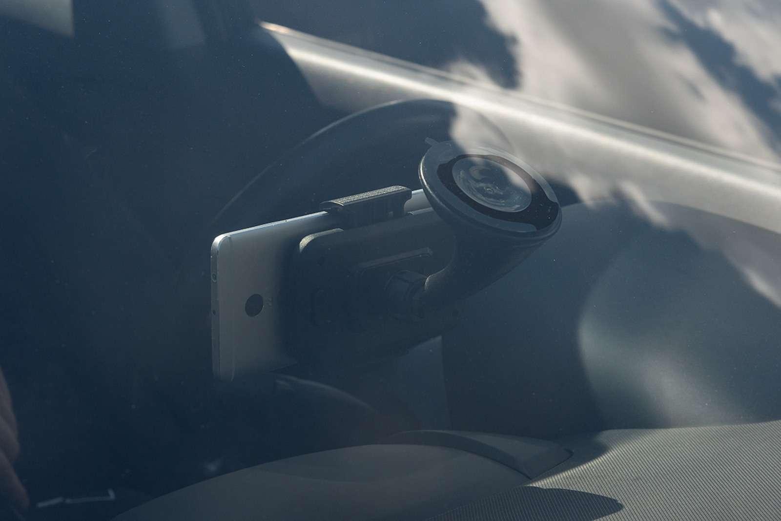 Смартфон или видеорегистратор— что использовать длясъемки? Тест ЗР— фото 916451